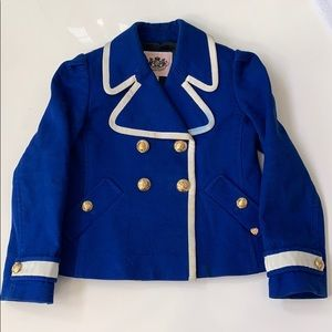 Juicy couture jacket girls